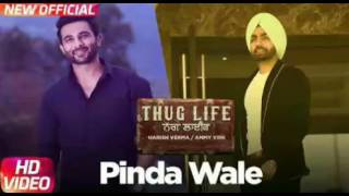 Pinde wale song by (Ammy virk) upcoming movie song