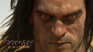 Conan Exiles – Дебютный трейлер (PS4/XONE/PC)
