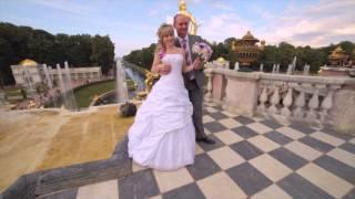 Свадьба загородом