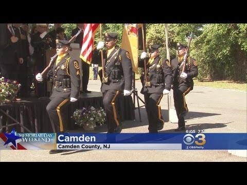 Camden County Honors Fallen Military Members