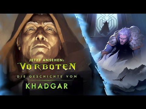 Vorboten: Khadgar (DE)