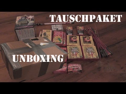 Unboxing | Überrauschungs Tausch Paket von Pyro Lover
