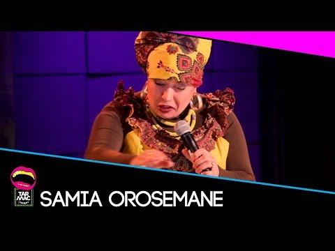 Samia Orosemane • TARMAC COMEDY