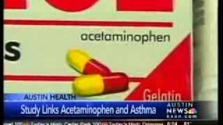 Health News (Acetaminophen)