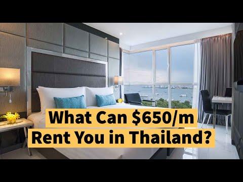 Best Condos for Rent Under $650 in Bangkok, Pattaya, Hua Hin, Chiang Mai