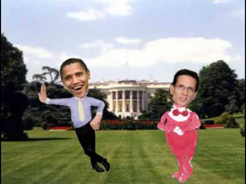 OBAMA And  CANTOR  Discuss Economic Inequality