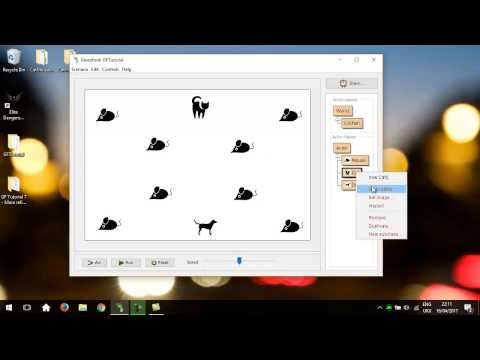 Greenfoot tutorial 8 - Removing objects from the world on collision detect