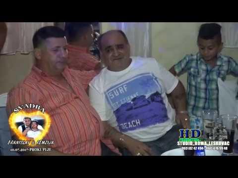 Svadba Branislav & Remzija /3.part/10.07.2017 Prokuplje Video Production Studio Roma Full HD