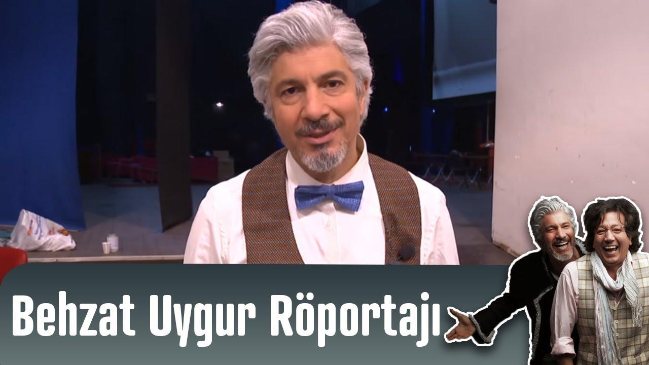 Marko Paşa - Behzat Uygur Röportajı - YouTube
