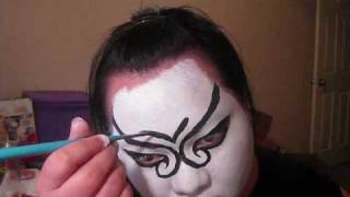 Contest Entry for MakeupbyGloria Tribal Theme Contest Thumbnail