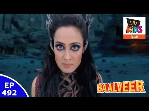 Baal Veer - बालवीर - Episode 492 - Maha Bhasmuk Pari