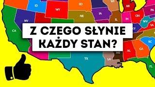 Z czego słyną Stany Zjednoczone Ameryki?