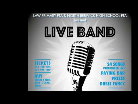 North Berwick LIVE BAND Karaoke Advert