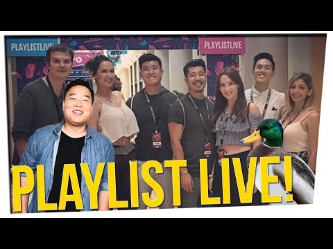 Off The Record: College Shows, Playlist Live, and.. Ducks? ft. Steve Greene & DavidSoComedy