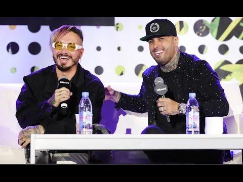 J Balvin y Nicky Jam SE BURLAN DE justin bieber y daddy yankee ( Despacito Remix ) Parodia 2017