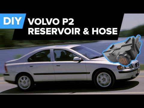Volvo Power Steering Repair (S60 Reservoir & Hose) FCP Euro