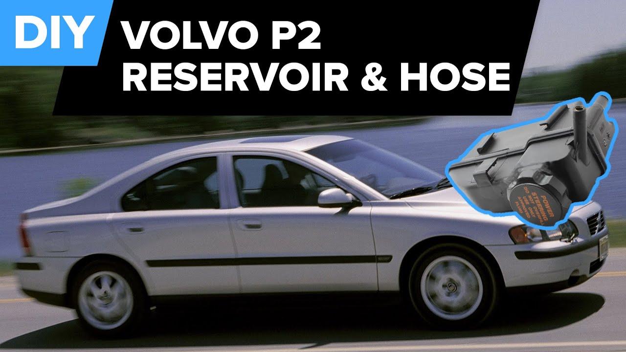 volvo power steering repair s60 reservoir hose fcp euro youtube rh youtube com Volvo Penta Power Steering Pump Power Steering Pump Reservoir