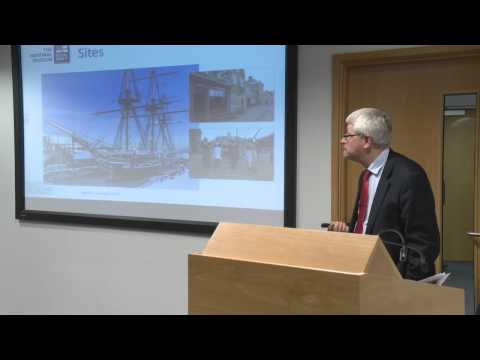 Prof. Dominic Tweddle guest lecture