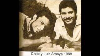 Chito Zeballos y Luis Amaya Quiero Ser luz parte2