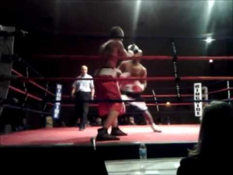 BOXING: Stephan Alexander KnockOut - Norfolk, VA