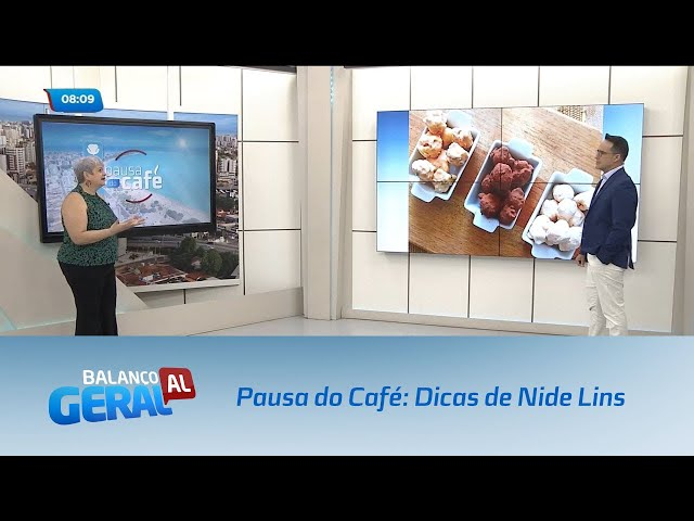 Pausa do Café: Dicas de Nide Lins