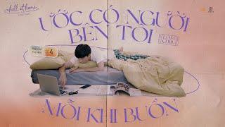 """CHILL AT HOME #4   TĂNG PHÚC  """" Ước có người bên tôi mỗi khi buồn """"(Nguyễn Văn Chung)   Lofi Version"""