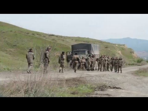 Новая война в Карабахе идёт среди руин предыдущей