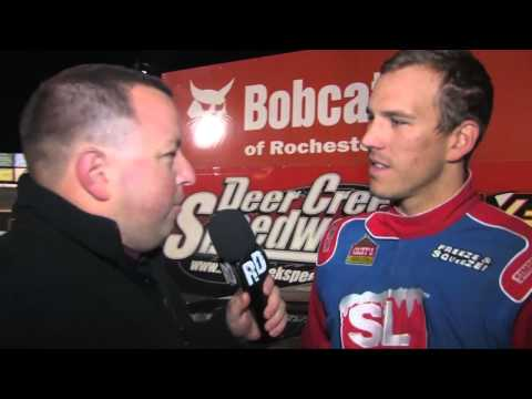 Featherlite Fall Jamboree USMTS Highlights 09/20/12 Deer Creek Speedway
