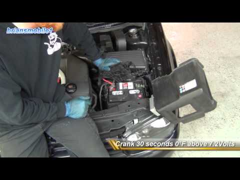 Winterize Your Car Video # 2 Battery CCA