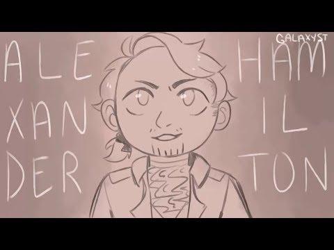 Alexander Hamilton- Hamilton Animatic (Legendado PT-BR)