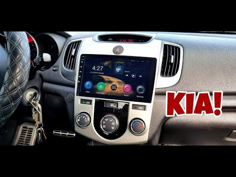 How To Install A Smart Android Radio On Any Kia (09-18)