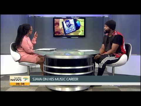 "Jabulani ""Sjava"" Hadebe on his single ""Ek'seni"""