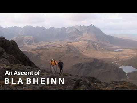 An Ascent of Bla Bheinn