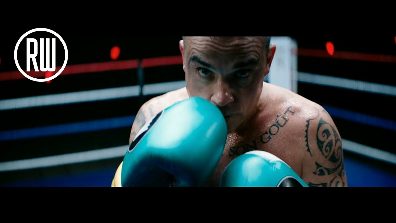 Robbie Williams | Welcome to The Heavy Entertainment Show