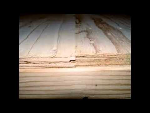 Tongue And Groove Plywood Flooring Youtube