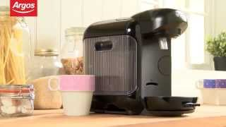 Tassimo by Bosch T12 Vivy Coffee Machine in Black Review
