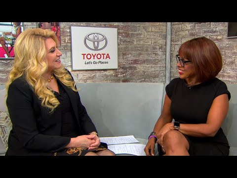 """""""One Heart at a Time"""": Radio icon Delilah opens up to Gayle King"""
