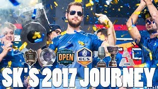 SK Gaming's Historic 2017...