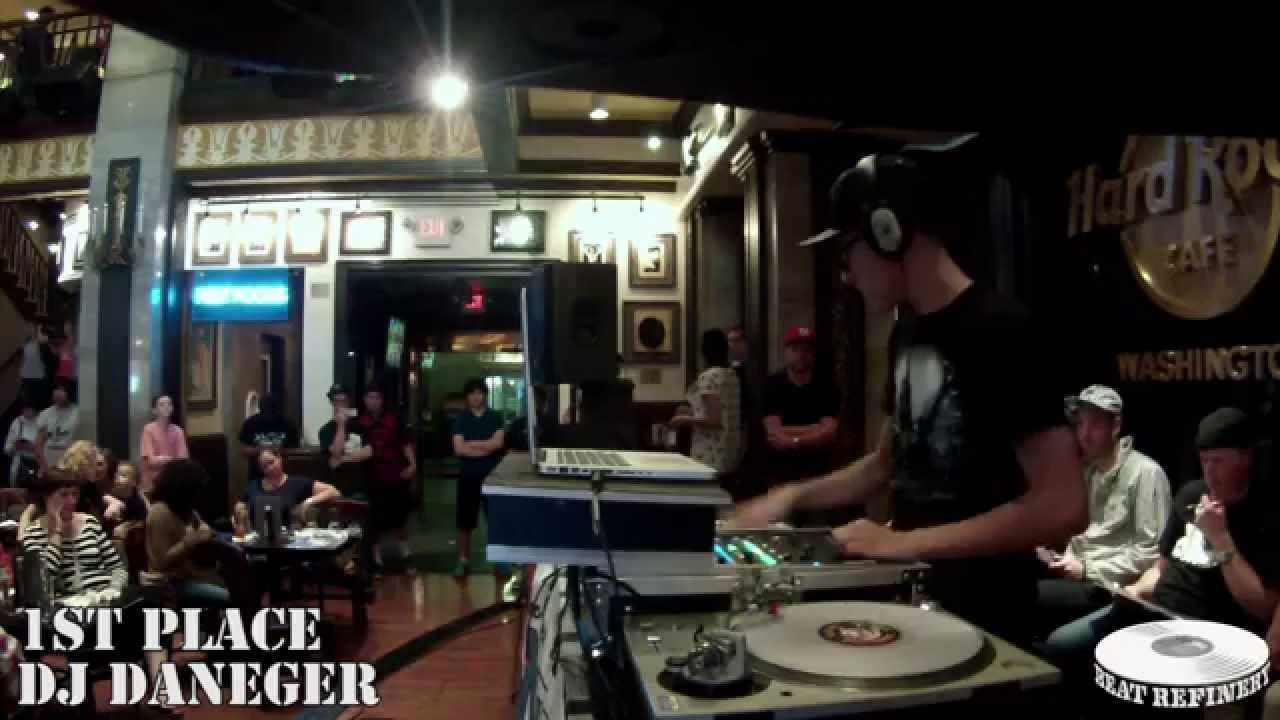 2014 Beat Refinery Mix Off - 1st Place - DJ Daneger - YouTube