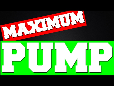 THE BEST EXERCISES FOR MAXIMUM PUMP ●  EVERY MUSCLE ●  HSP TRAINING !!!