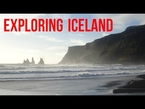 Exploring Iceland