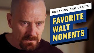 Breaking Bad Cast Share Their Favorite Walter White Moments