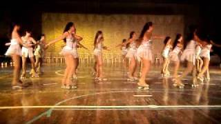 Burlesque - Show de Final de Ano - Patinação Artística