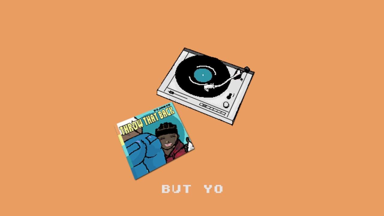 DijahSB - Throw That Back (lyric video)