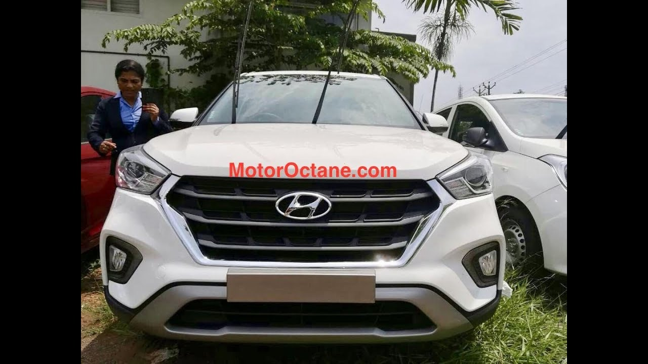 Hyundai Creta 2018 Facelift In Hindi Launch Date Price Variants