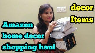 amazon home decor shopping haul,decor items shopping haul,Amazon Haul for Decorative Items