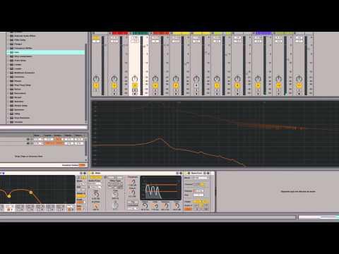 Ableton Live - Tutorial 17 : Mezcla 2 / Compresión