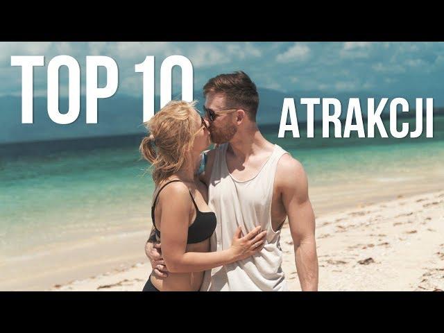 Filipiny TOP 10 najlepszych atrakcji