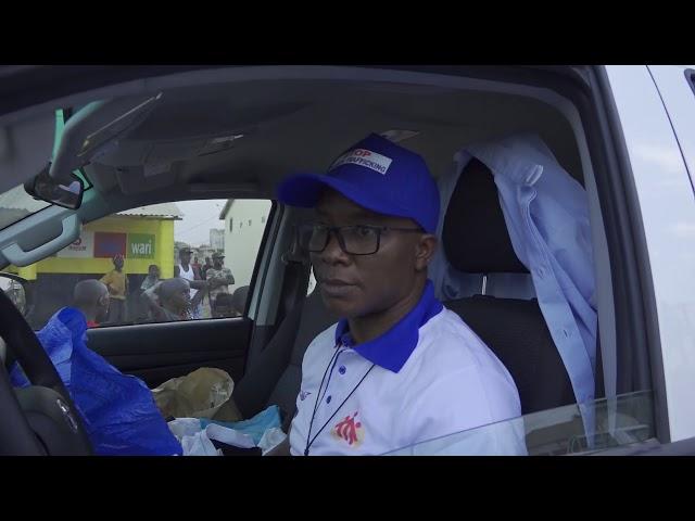 Activités de sensibilisation sur la migration en Gambie