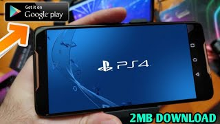 [PS4 2019✓] | 2MB | HOW TO DOWNLOAD PS4 EMULATOR FOR ANDROID | FULL EXPOSED | REAL AND FAKE 💯